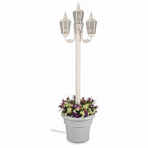 Patio Living Concepts 00431 Cambridge Four Lantern Planter, Park Style - -