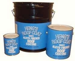 Heng's 43128-4 Roof Coating ()