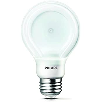 Philips  433227  10.5 watts LED Bulb, Slim Style Dimmable, 4-pack