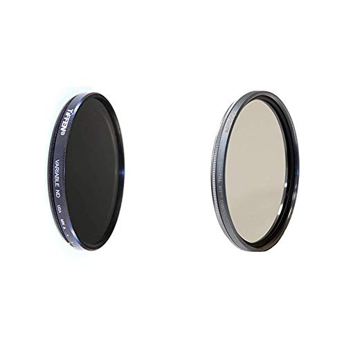 Tiffen 82mm Variable ND Filter ND & Digital HT Multi Coated Circular Polarizer