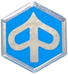 Adesivo emblema Piaggio 3D
