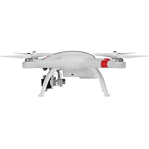 AEE Technology HD Recording ready-to-fly Hobby RC Quadcopter & Multirotor White with Black Stripes (AP11 Pro)