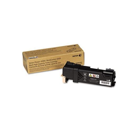106R01597 High-Capacity Toner, 3,000 Page-Yield, Black, Sold as 2 Each