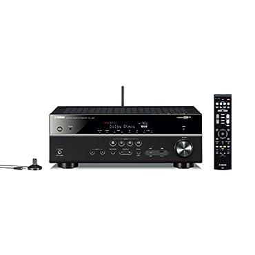 Yamaha RX-V581 7.2-Ch x 80 Watts Networking A/V Receiver