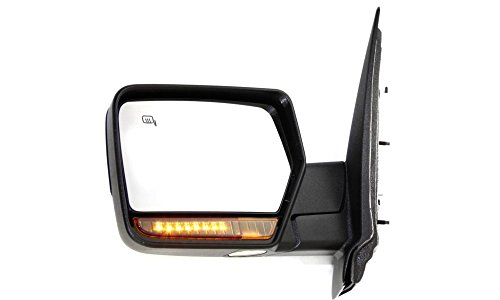 (Kool Vue Power Mirror For 2007-2016 Ford Expedition Driver Side Heated W/Memory)