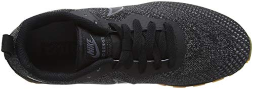 Mesh Grey Chaussures De Eng black Runner dark 2 Wmns Femme Nike Noir 005 Md black Fitness Uqw0YnXSS6