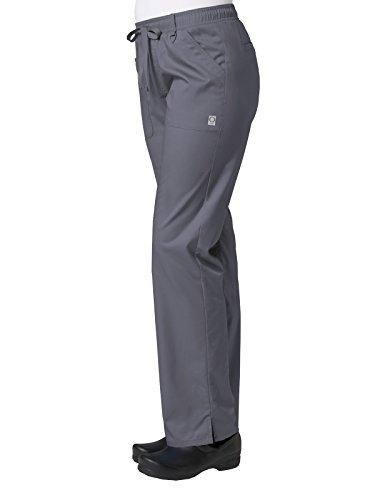 Maevn Women's EON Full Elastic Cargo Pant(Pewter, Small Petite) from Maevn