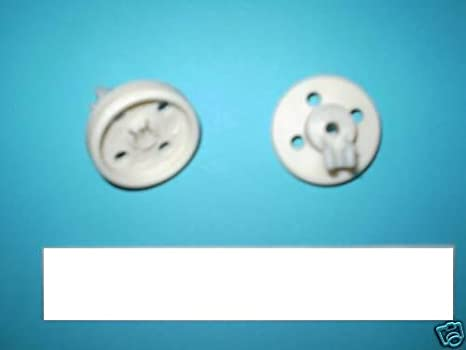 FITS BOSCH NEFF HOTPOINT DISHWASHER SUPERIOR BASKET WHEEL 424717 x 4 WHEELS