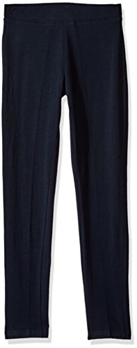 French Toast Big Girls' Ankle Length Legging, Navy, 14 by French Toast