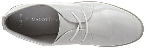 Cordones Grau Quartz Derby Zapatos Tozzi Mujer Comb Gris 25118 de 202 Marco 4wB7f8Iqw