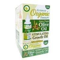- Africa's Best Ultimate Organic Therapy Olive Oil Stimulating Growth Oil