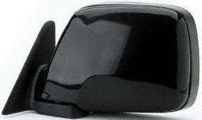 91-97 TOYOTA LAND CRUISER MIRROR LH (DRIVER SIDE) SUV, Power, Black (1991 91 1992 92 1993 93 1994 94 1995 95 1996 96 1997 97) TY28EL ()