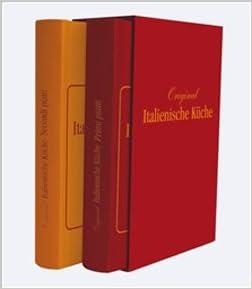 Original Italienische Küche Band 1 und 2: 9783517083803: Amazon ...