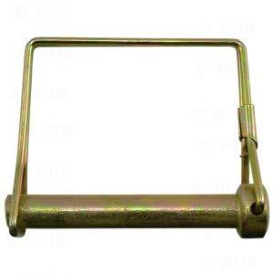 3//8 x 2-1//2 Square Wire Lock Pin 10 Pieces
