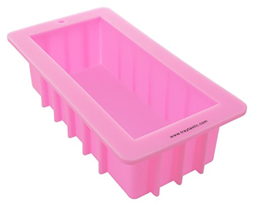 Traytastic! Silicone Loaf Mold for DIY Crafts & Soap Making