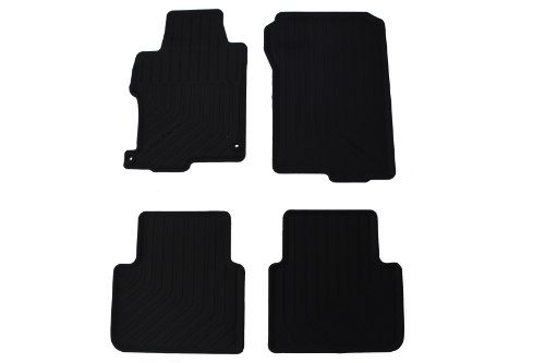 Genuine Honda Accessories 08P13-T2A-110 All Season Floor Mat for Select Accord Models by Honda