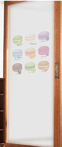 Babosarang Macaron Window Glass Door Decorative Film Sticker from BaboSarang