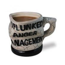 JugMug I Flunked Anger Management Coffee Mug