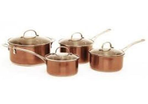 Starfrit SRFT031049 Cookware Set, Avergae, Copper by Starfrit