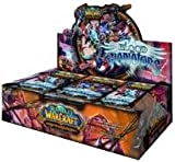 World of Warcraft TCG WoW Trading Card Game Blood of Gladiators Booster Box (24 Packs)