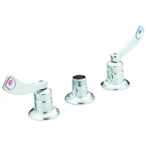 Kitchen Faucet Spout Came Off: 30%OFF Moen 8229 Commercial M-Dura Widespread Kitchen