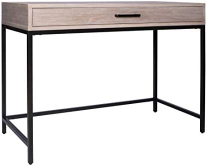Amazon Brand Rivet Avery Industrial Home Office Writing Desk