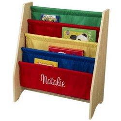 personalized sling bookshelf - 5