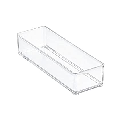 Amazoncom KMN Home Acrylic Drawer Organizer Clear In Drawer