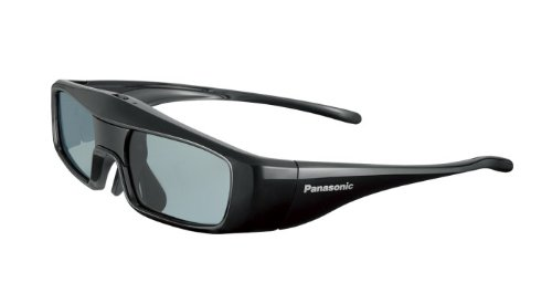 Panasonic VIERA 3D Glasses Active-Shutter Bluetooth Full ...