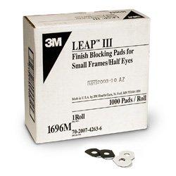 3M1696 Half-Eye Oblong Leap III Pad 18 mm (roll of 1,000)