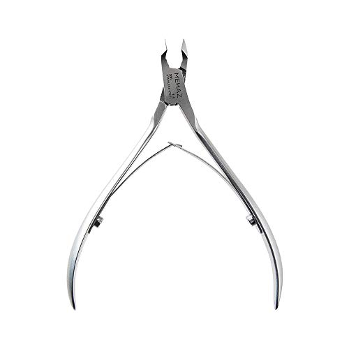 Mehaz Professional 300 Jaw Cuticle Nipper Stainless Steel, 1/4 Inch