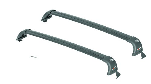 (ROLA 59842 Removable Mount GTX Series Roof Rack for Kia Soul)