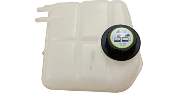 CPP Factory Finish Direct Fit Coolant Reservoir for 12-16 Ford Focus FO3014110