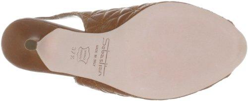 Sebastian S5244 NAPCUO Damen Klassische Sandalen leather (dark brown)