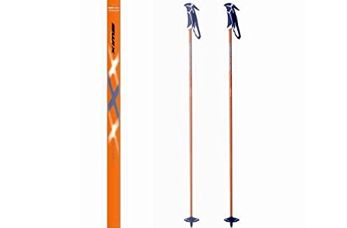 Swix Medieval 5.2 Carbon Ski Poles 115cm Orange
