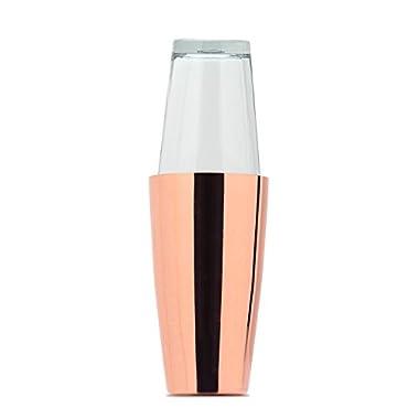 Cocktail Boston Shaker Set By Kotai (Copper)