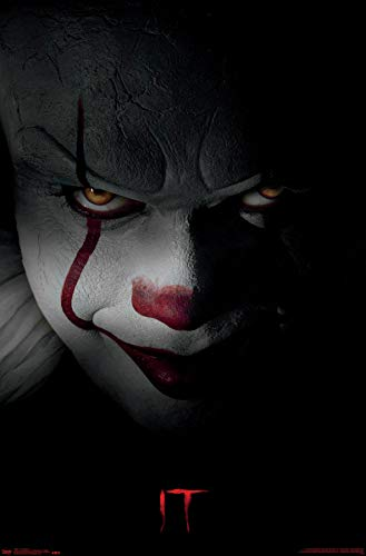 Trends International IT  Pennywise Premium Wall Poster, 22.375  x 34