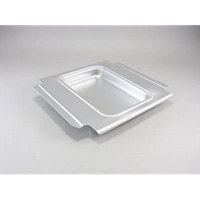 Hometotal Gas Grill for Catch Pan Q200 80580: Garden & Outdoor