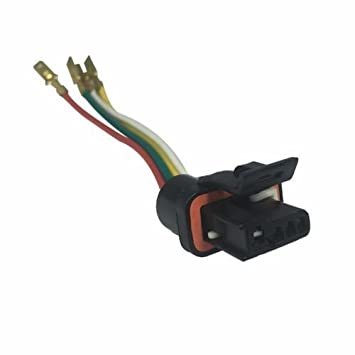 Fits Chevy Corvette Camaro Firebird Alternator Repair Harness Plug Connector