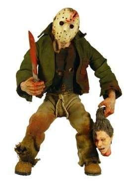 [Cinema of Fear: Jason Vorhees Stylized Action Figure] (Jason Vorhees Masks)