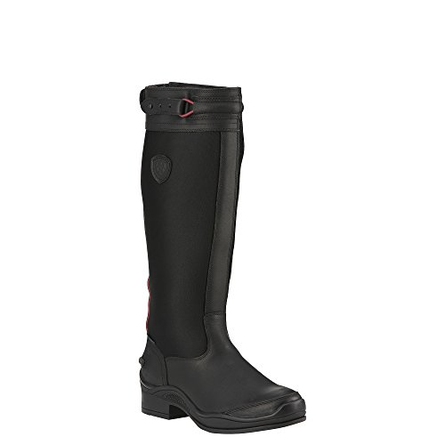 Boot boots Black 5 Extreme Black Ariat Tall M H2O Women's 5 wxqAnIY