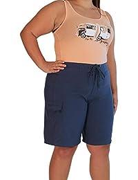 bf0a7bf873 Maui Mermaids Womens Plus Size Bathing Suit Swim Shorts Board Shorts