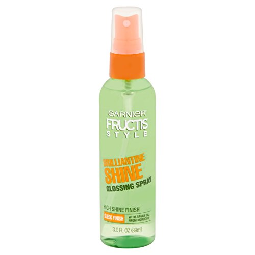 Garnier Fructis Style Brilliantine Shine Glossing Spray 3 Oz (Pack of 6) ()