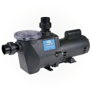 Waterway Plastics CHAMPS-115 1.5 hp 3450 rpm 115/230V No. Champs 115 In Ground Swimming Pool Pump Champion by Waterway Plastics