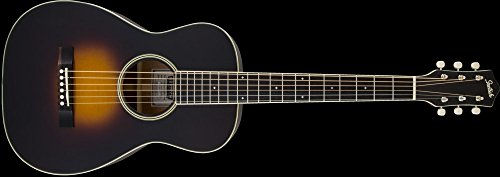 Gretsch Guitars G9511 Style 1 Single-0 Parlor Acoustic Guitar Appalachia Cloudburst