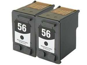 Remanufactured Cartridge Replacement Black Pack