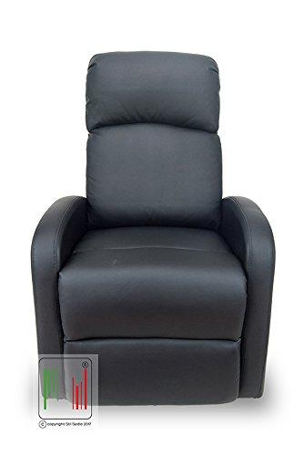 13b45c9ef0 Stil Sedie - Poltrona reclinabile Recliner con Tre Livelli di Posizione  Poltrona Relax, Poltrona TV