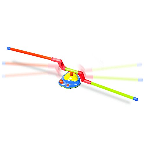 KidSource Musical Hop Skipper - Spinning Musical Toy for