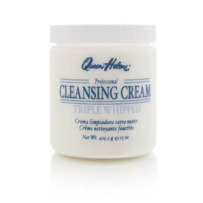 Queen Helene Professional Cleansing Cream Facial Cleansing Cream 15 oz. (Pack of 6)