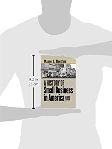 A History of Small Business in America from The University of North Carolina Press